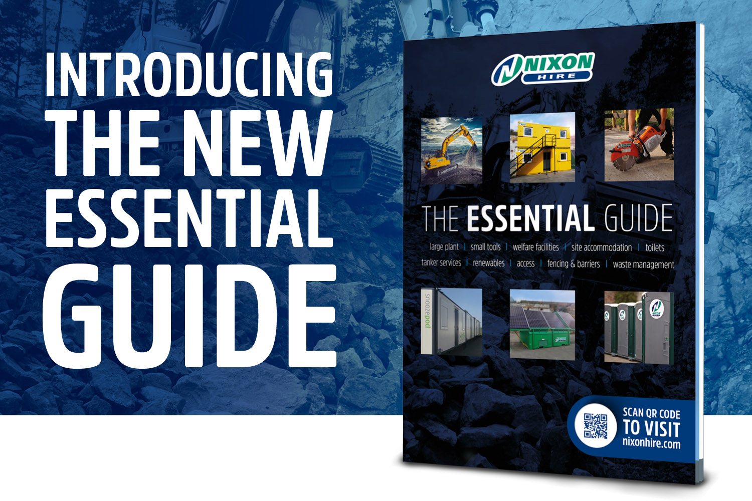 The Essential Guide Is Here!